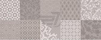 Плитка Golden Tile Osaka Patten сірий 20х50 522161
