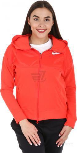 Джемпер Nike W NSW AV15 HOODIE FZ 829407-852 р. XS помаранчевий