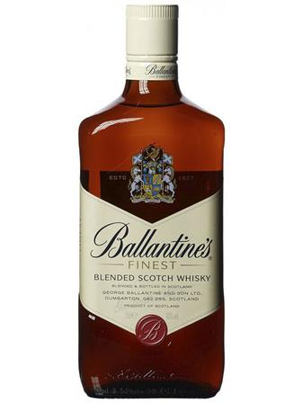 Виски Баллантайнс Файнест ,Ballantine`s Finest, 40%, 0.75л