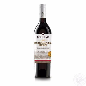 Скидка 29% ▷ Вино Мускат Южный, Черноморская Ривьера Коблево Селект белое, красн. п/сл 0,75 л