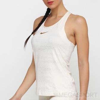 Майка Nike W Np Tank Mtlc Dots
