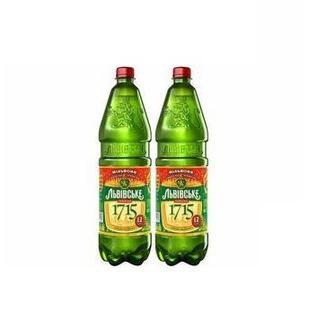 Пиво 1715 Львівське 1,2л