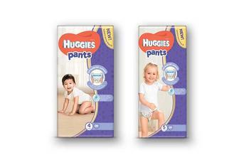 Підгузники- трусики дитячі гігієнічні Pants Jumbo (4)/(5) - 36 шт./34 шт.