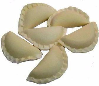 Вареники з картоплею Еліка 1 кг