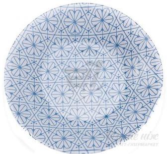 Тарілка глибока Maiolica blue 23 см Bormioli Rocco