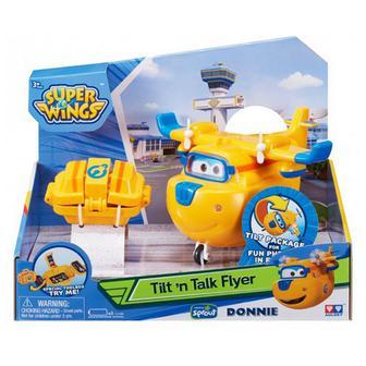 Интерактивная игрушка Super Wings Donnie с чемоданчиком (YW710420)