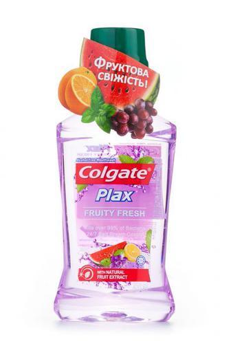 Ополаскиватель для полости рта Colgate Plax Фруктовая Свежесть 250мл