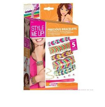 Набор для изготовления браслетов Precious Bracelets Style Me Up (00554)