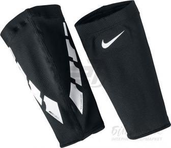 Тримач для щитків Nike Guard lock elite sleeve р. S чорний