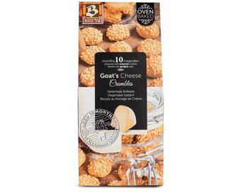 Печиво зі смаком козячого сиру органічного, Buiteman, 75 г