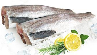 Рыба Свежомороженная Минтай кг