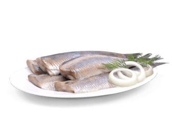 Оселедець Norsk Delikatesse, норвезький молодий слабосолоний, кг