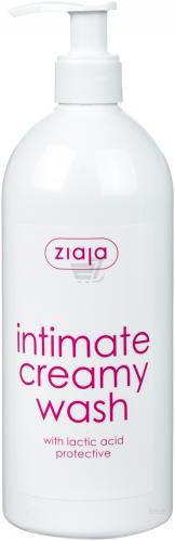 Гель для інтимної гігієни Ziaja з молочною кислотою 500 мл