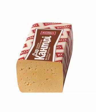 Сир Кантрі з топленим молоком» 50% Комо 100 г