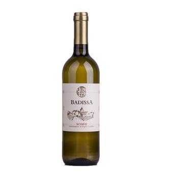 Вино Badissa Soave DOC 12% біле сухе 0,75л
