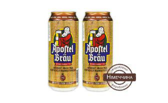 Пиво темне Айхбаум Апостел 0,5 л