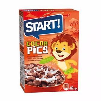 Готовый зерновой завтрак Cocor Pics  Старт 280г