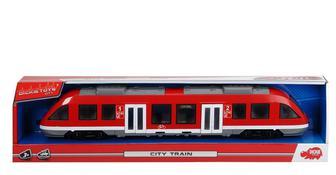 Игрушечный поезд Dickie Toys City Городской поезд (3748002)