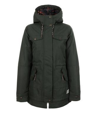 Куртка утеплена жіноча Termit зелена