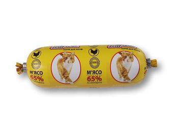 Корм для котів з курятиною Zooлюкс 250 г