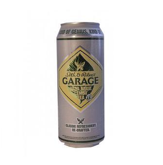 Пиво Garage світле зі смаком лимону 0,5л