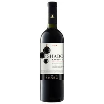 Вино Шабо Класика Каберне червоне сухе/Шардоне біле сухе 0,75л