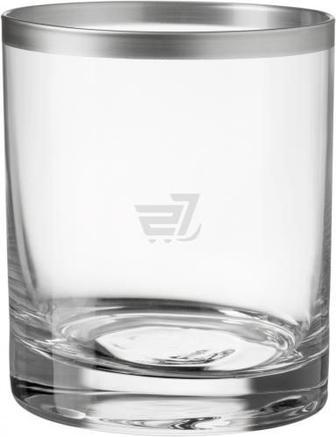 Набір склянок низьких Modern 300 мл 6 шт. платина Combi