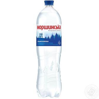 Вода мінеральна Моршинська 1,5л
