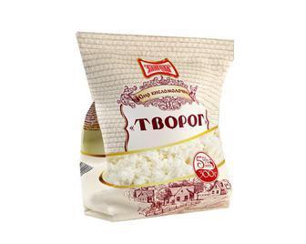 Сир Злагода 5% кисломолочний 300г