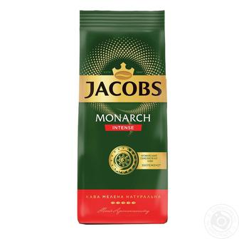 Кава мелена Інтенс Якобз Монарх 450г
