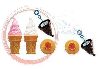 Пузыри мыльные «Мороженое»