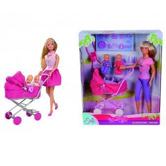Кукла Штеффи с коляской Simba 5738060)
