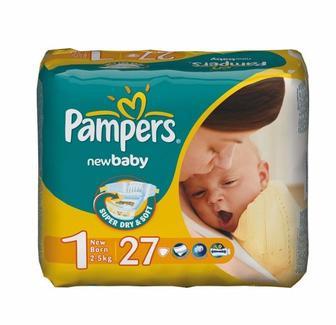 Підгузники Pampers New Baby Mini