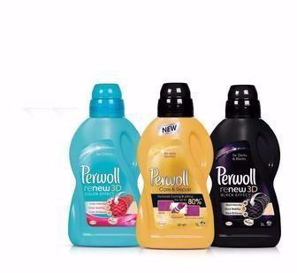 Засіб для делікатного прання Perwoll Догляд та відновлення 1л