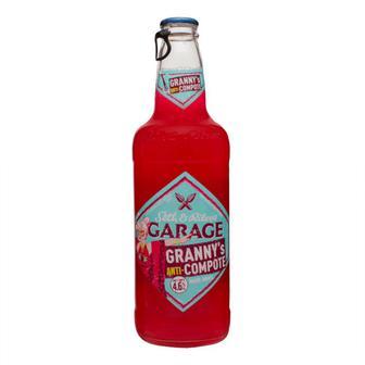 Пиво специальное 0.44л 4.6% Seth S Rileys Garage Granny's Anti-Compote 0.5л