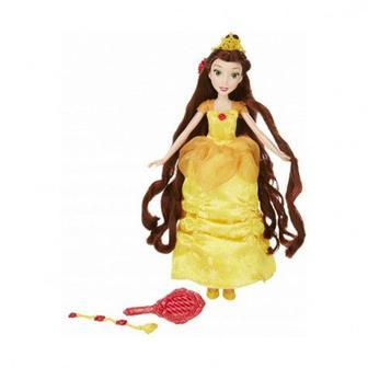 Игровой набор Принцесса с длинными волосами (в ассорт.)