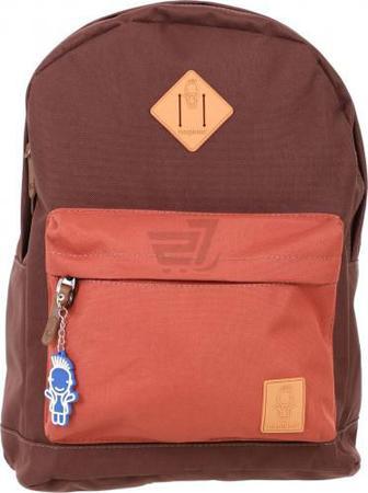 Рюкзак молодіжний Bagland коричневий 29x38x15 см 533602