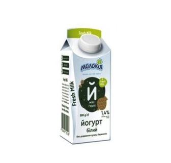 Йогурт 1,4% Молокія 300 г