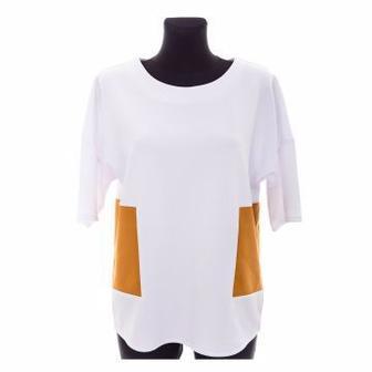 Блуза UNIQUE белая