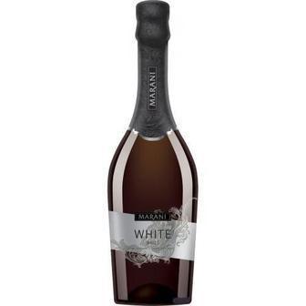 Шампанське біле напівсолодке, біле брют Марані 0,75 л