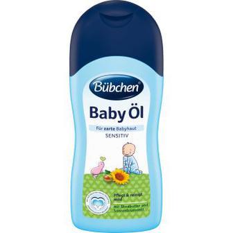 Олія для немовлят Bubchen