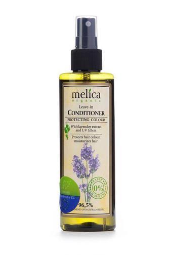 Кондиционер Melica для защиты цвета волос с экстрактом лаванды и УФ-фильтрами, 200 мл