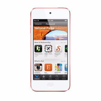 MP3 плеер Apple iPod Touch 5Gen 32GB Pink MC903