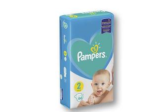 Підгузники Active Baby Mini 2 «Pampers» - 66 шт