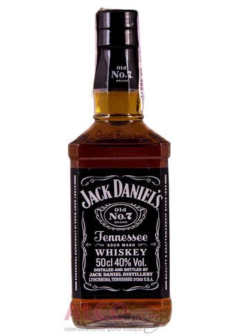 Віскі Джек Деніелс 0,5л