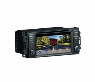 Штатная магнитола HITS Dodge HT6021 SGEICL Navlux UA