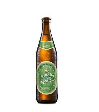 Пиво Львівське Експортове Львівське 0,5л