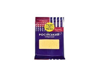 Сир твердий Пирятин 160 г