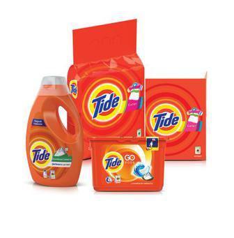 Порошок для автоматичного прання 450г/2,4 кг Рідкий порошок 1,23л, капсули для прання 15*25Tide