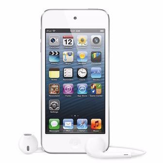 MP3 плеер Apple iPod touch 5Gen 32GB White&Silver (MD720) (Ref)